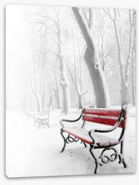 Winter Stretched Canvas 5173764