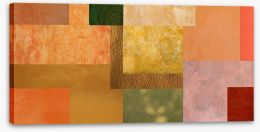 Shades of Autumn Stretched Canvas 52662009