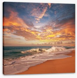 Beaches Stretched Canvas 54197941