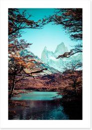 Mt. Fitz Roy in Patagonia, Argentina