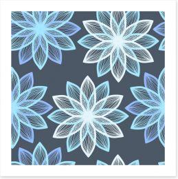 Starburst petals