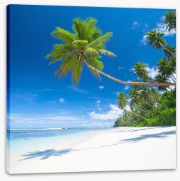 Beaches Stretched Canvas 63345159