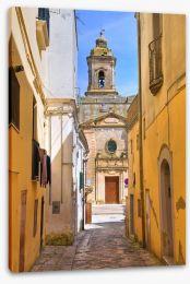 Montescaglioso alleyway, Italy