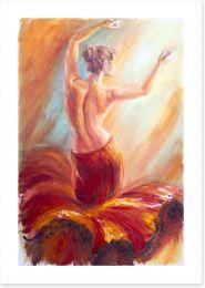 Bedroom Art Print 67769560
