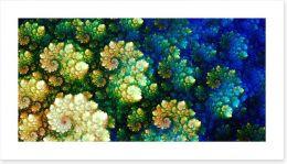 Shoal Art Print 70367401