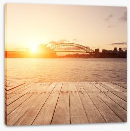 Sydney sundown