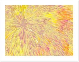 Abstract Art Print 77340768