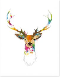 Animals Art Print 82418447