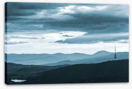 Canberra Stretched Canvas 85287161