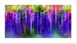 Moonlight wisteria