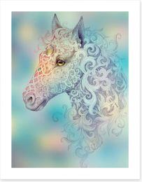 Mystical mare