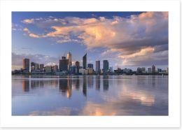Across the Swan River, Perth