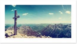 Summit Cross, Allgau Alps