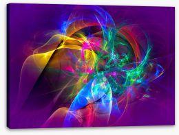 Enlighten Stretched Canvas 92603435