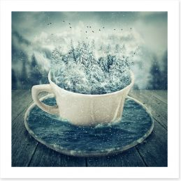 A cup of winter