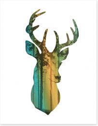 Animals Art Print 96484971