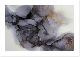 Ravenous Art Print ET0057