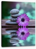Zen Stretched Canvas 105545561