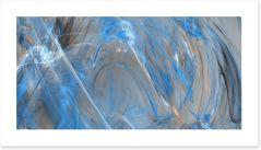 Let the light in Art Print 129493343