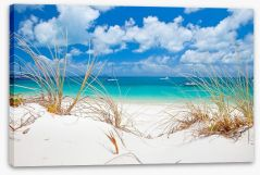 Beaches Stretched Canvas 131608700