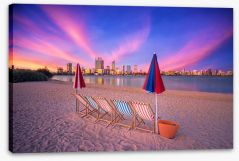 Perth Stretched Canvas 164726008
