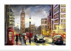 London Art Print 167015010