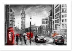 London Art Print 167015499
