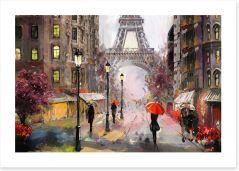 Paris Art Print 167017446