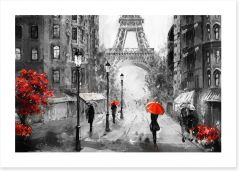 Paris Art Print 167017784