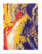 Abstract Art Print 170975980