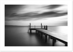 Black and White Art Print 179985684