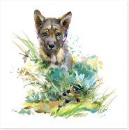 Animals Art Print 185495223