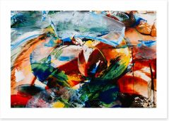 Abstract Art Print 190069266