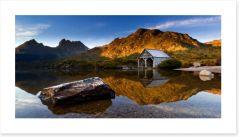Cradle Mountain sunrise, Tasmania