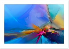 Abstract Art Print 197150042