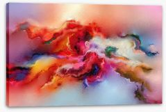 Abstract Stretched Canvas 199257231