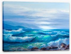 Beaches Stretched Canvas 207965606