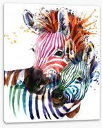 Animals Stretched Canvas 208409290