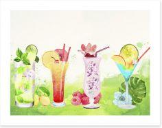 Kitchen Art Print 211961464