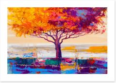 Autumn Art Print 213955813