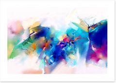 Abstract Art Print 214111349