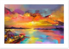 Impressionist Art Print 215045631