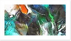 Abstract Art Print 220318174