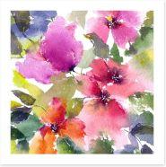 Watercolour Art Print 222010037