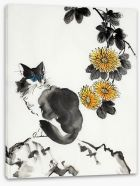 Chinese Art Stretched Canvas 226869400