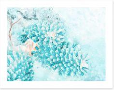 Winter Art Print 227129226