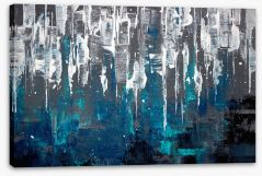 Abstract Stretched Canvas 237557894