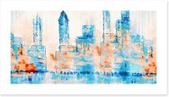 Winter Art Print 238781365