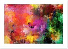 Abstract Art Print 255388221
