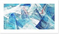 Winter Art Print 260977931
